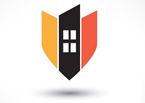 Logo immobilier par emmauk refonte d 39 un logotype immo for Agence immobiliere qui accepte le cpas
